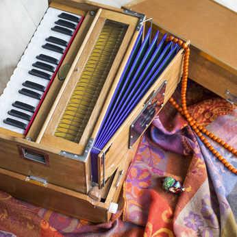 Indisches Harmonium